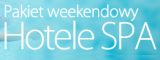 WEEKEND W HOTELU SPA OD 369PLN